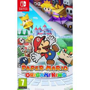 [Nintendo Switch] Paper Mario: The Origami King - £20.85 delivered with discount applied at checkout @ The Game Collection