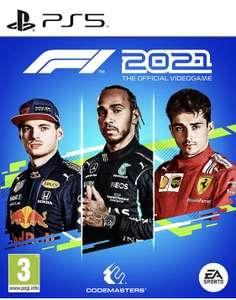 F1 2021 - PS5 or Xbox Series X/S pre order - £42.70 with discount at checkout @ The Game Collection
