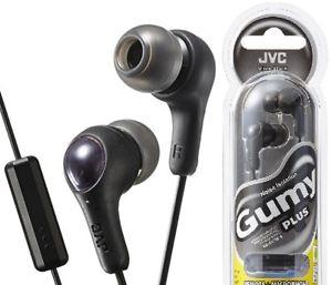 JVC Gumy Plus Earphones in Black / Punch Pink / Berry Blue / Coconut White - £2.50 instore @ Asda, Bradford