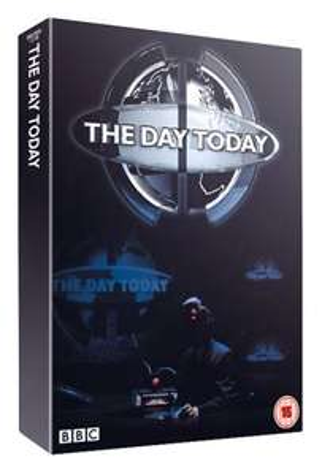 The Day Today : Complete BBC Series (2 Disc Set) - £5.94 Prime (+£2.99 non Prime) Delivered @ Amazon