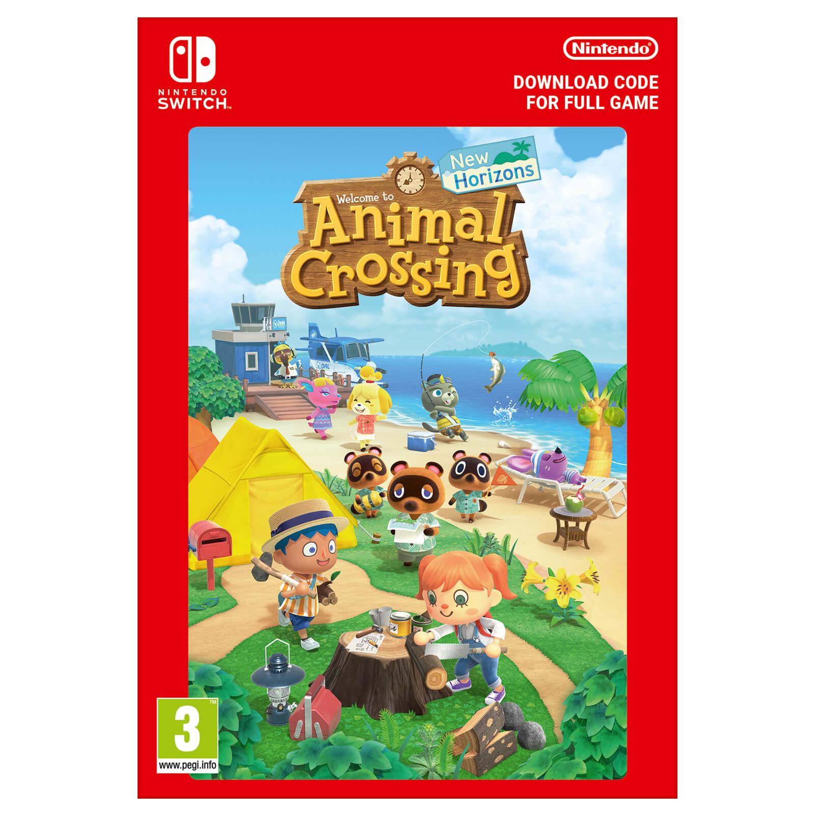 Animal Crossing: New Horizons Switch - £36.99 @ CDKeys