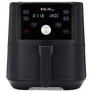 Instant Pot Vortex 4-in-1 Air Fryer 5.7L - Healthy Air Fryer, Bake, Roast and Reheat with 1700W of Power - £69.06 @ Amazon
