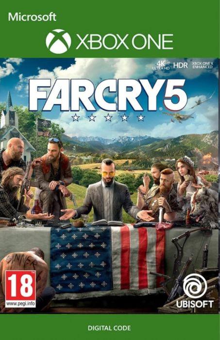 [Xbox One] Far Cry 5 - £8.09 @ CDKeys