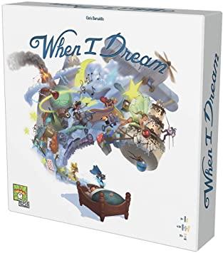 When I Dream Board game (new & sealed) - £3.50 @ Barnado's, Maldon