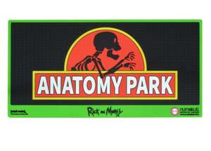 Rick and Morty Anatomy Park Doormat - £7.98 Delivered at Just Geek