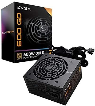 EVGA 600 GD 600W 80+ Gold PSU, £57.25 delivered at CCL Online