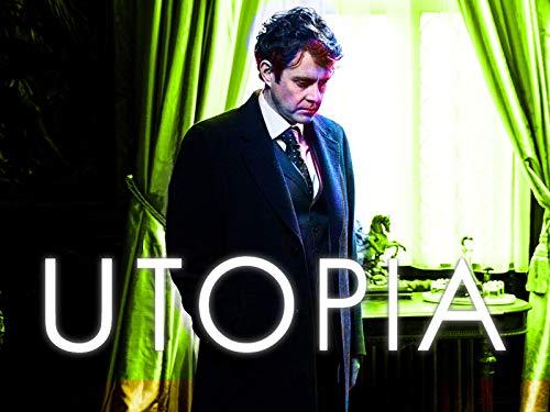 Utopia - Season 2 £3.99 Original UK Version @ Amazon prime video