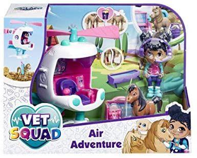 Vet Squad Robin & Helicopter-Air Adventure £5 prime / £9.49 non prime @ Amazon