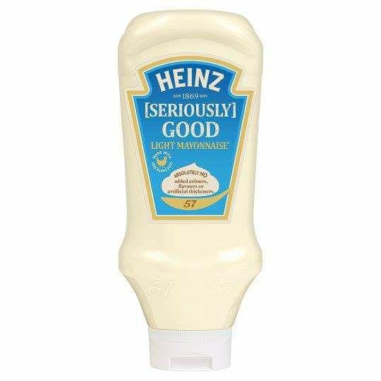 Heinz Seriously Good Light Mayonnaise 800g is £1.49 @ Jack Fultons (Heywood)