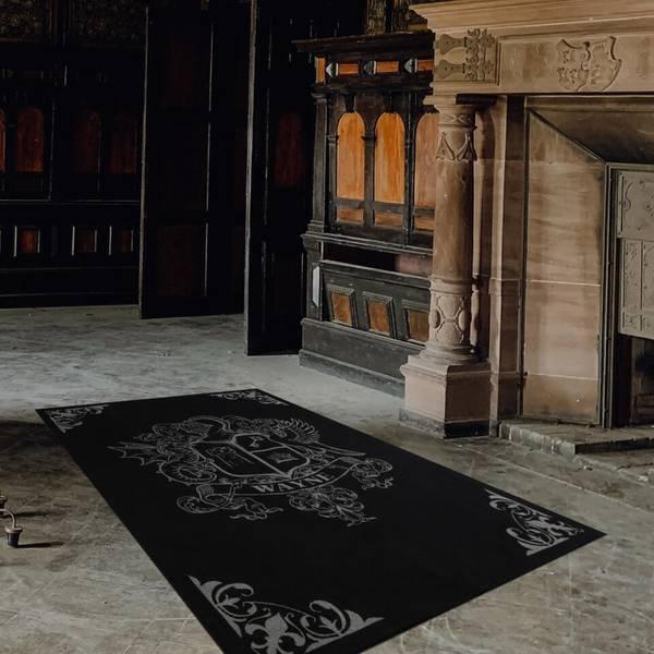 DC Batman Wayne Manor Large Printed Area Rug 6 x 4ft £29.99 delivered with code @ Zavvi