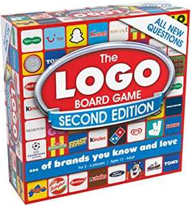 The Logo Board Game 2nd Edition - £8.36 Instore (Membership Required) @ Costco (Milton Keynes)