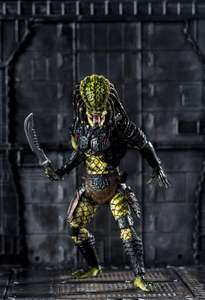 Hiya Toys Predator 2 Lost Predator PX 1/18 Scale Action Figure £14.99 delivered with code @ Zavvi