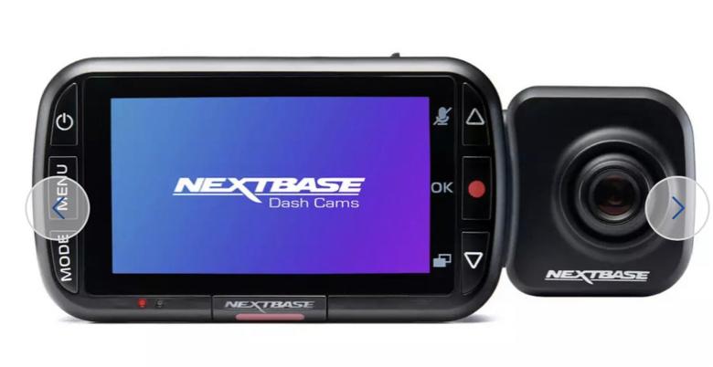 Nextbase 222X Front and Rear Dash Cam Bundle £99.99 (Free Click & Collect) @ Argos