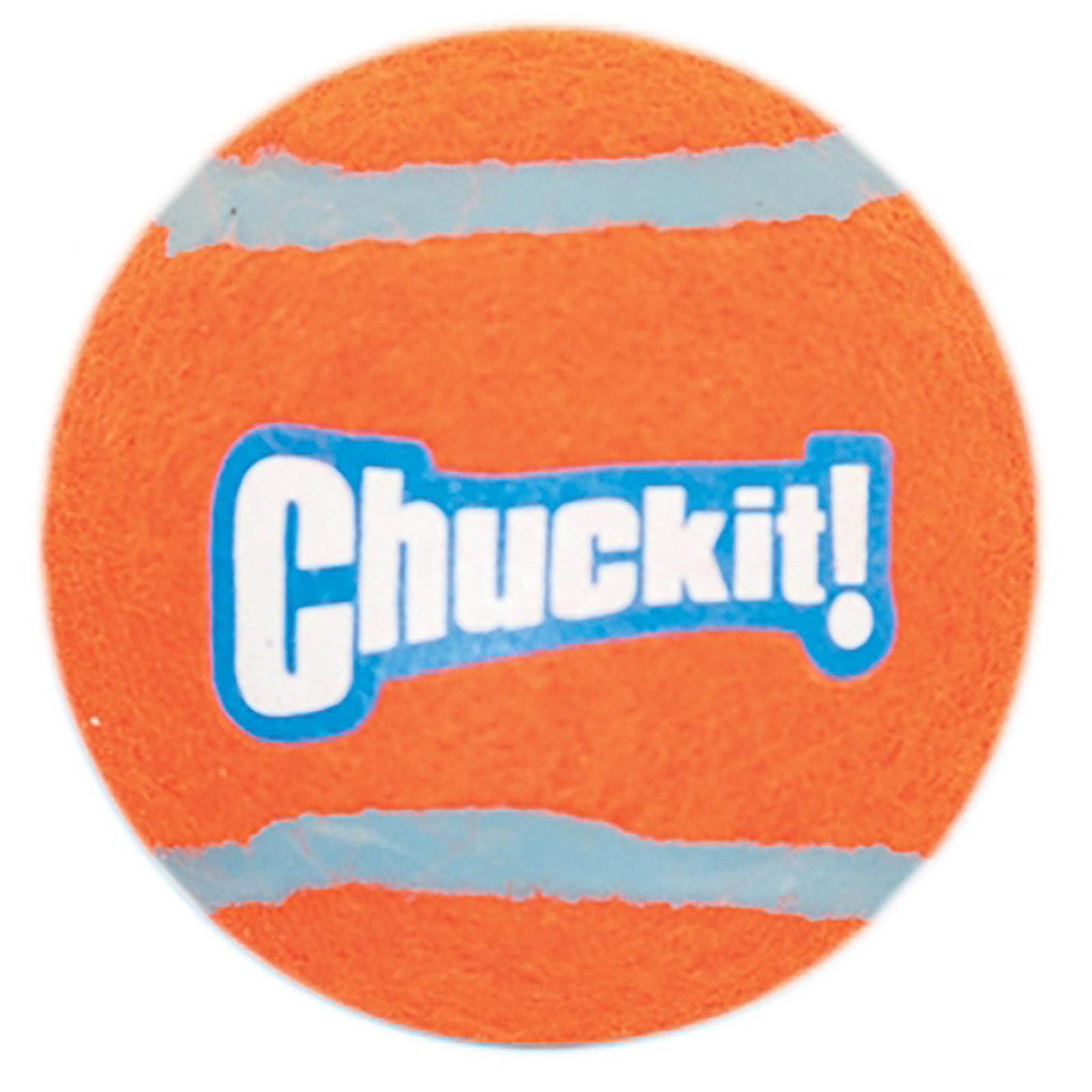 Chuckit! Dog Tennis Balls Medium - £2.89 (+£4.49 Non-Prime) @ Amazon