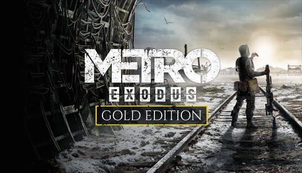 [Steam] Metro Exodus Gold Edition (PC) - £12.99 @ CDKeys