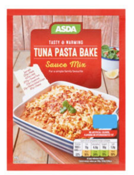 Chicken casserole and tuna bake sauce - 5p and sardines - 44p instore @ Asda (Hounslow)