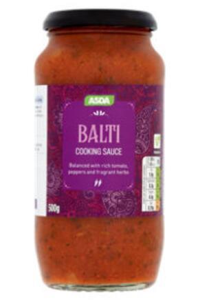 Curry sauces starting at 10p, e.g. balti curry sauce 10p / 2 step tikka sauce 50p / jalfrezi curry sauce 35p - Instore @ Asda (Hounslow)