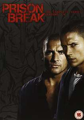 Prison Break - Season 1-4 BoxSet [Pre-Owned DVD] £3.59 (£3.23 with new customer code) Delivered @ World Of Books