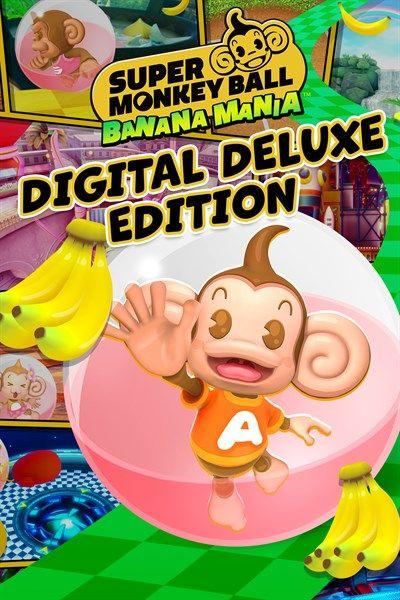 Super Monkey Ball Banana Mania Digital Deluxe Edition - Xbox (Pre-Order) £10.23 via Eneba / PrepaidForge with code @ Microsoft (SA)