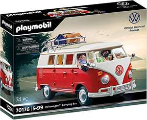 Playmobil 70176 Volkswagen T1 Camping Bus £32.99 at Amazon