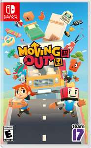 [Nintendo Switch] Moving Out - £11.35 (£9.16 TCB) delivered @ The Game Collection