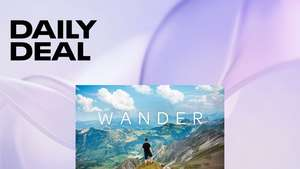 Oculus Deal of the Day - Wander £4.99 @ Oculus Store