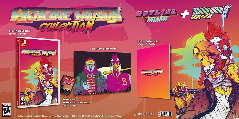 Hotline Miami Collection - Nintendo Switch Game - £23.99 - RetroGames/eBay