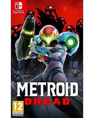 Metroid Dread - Nintendo Switch Game - £35.99 - RetroGames/eBay