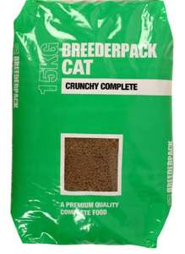 Breederpack 15kg cat food £13.55 Prime at Amazon (+£4.49 non Prime)