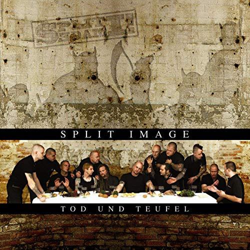 Split Image. Tod Und Teufel. Vinyl album £1.63 Prime at Amazon (+£2.99 non Prime)