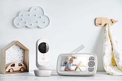 "Motorola EASE30 4"" Baby Monitor - £19.99 @ Lidl in-store"