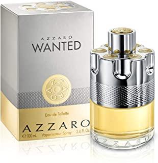 Azzaro Wanted by Azzaro Eau De Toilette For Men 100ml £30 @ Amazon
