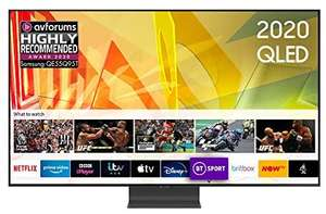 Samsung QE55Q95TC 55 inch 4K Ultra HDR 2000 Smart QLED TV + Free £60 Voucher Free 6 Year Guarantee £1,049 at Richer Sounds