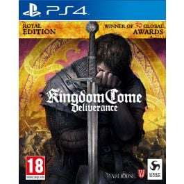 Kingdom come deliveranc PS4 (plus additional 5% discount automatically added at checkout) £13.95 at The Game Collection