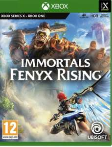Immortals Fenyx Rising Xbox one/series £10 at Smyths Toys click and collect