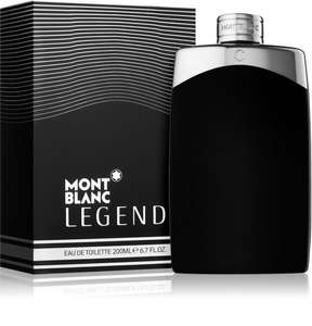 200ml Mont Blanc Legend EDT £33.97 With Code + Free Tracked Delivery @ Notino