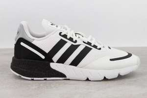 Adidas originals ZX 1K Boost trainers in white/black £32.47 at ASOS
