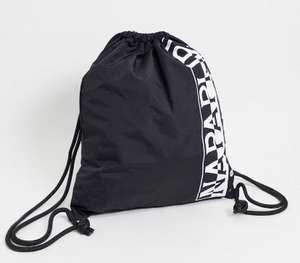 Napapijri Hack Gym Bag £5.74 with code - £4 delivery or free with £35 spend/premier delivery at ASOS