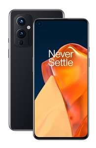 OnePlus 9 5G 8gb + 128GB Black or £478 delivered with fee free card @ Amazon Italy