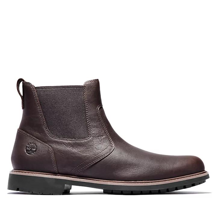 Stormbucks Chelsea Boot for Men in Dark Brown £70 @ Timberland