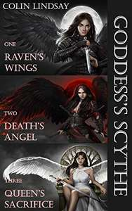 Fantasy Complete Box Set - Colin Lindsay - The Goddess's Scythe: The Complete Series: books 1-3 & More Kindle Edition - Free @ Amazon