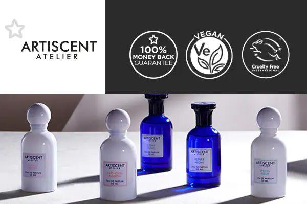 Superdrug Artiscent fragrances - better then half price & buy one get second half price from £4.49 - Free Click & Collect at Superdrug