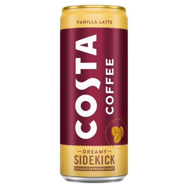 Costa Vanilla Latte 250ml £1 @ Morrisons