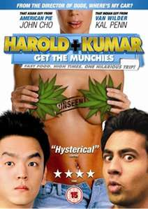 Harold And Kumar Get The Munchies HD 99p on Amazon Prime Video