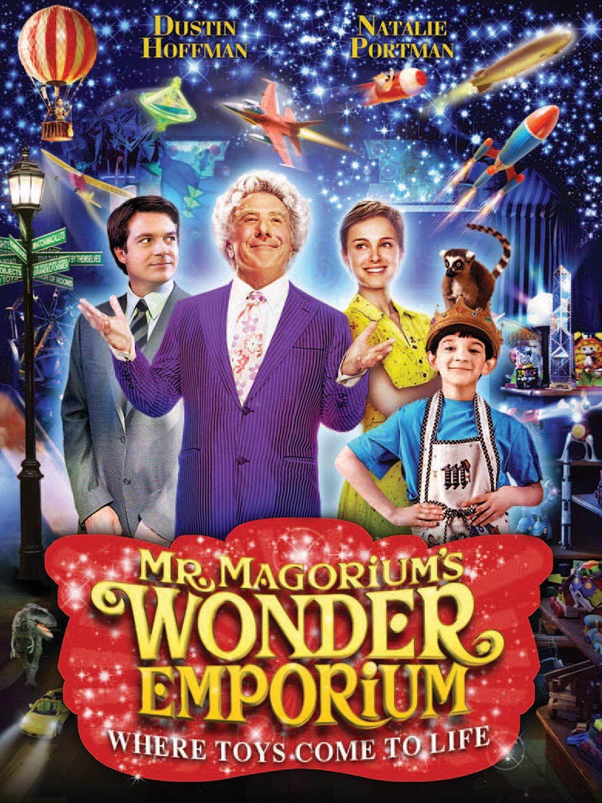 Mr. Magorium's Wonder Emporium 99p at Amazon Prime Video