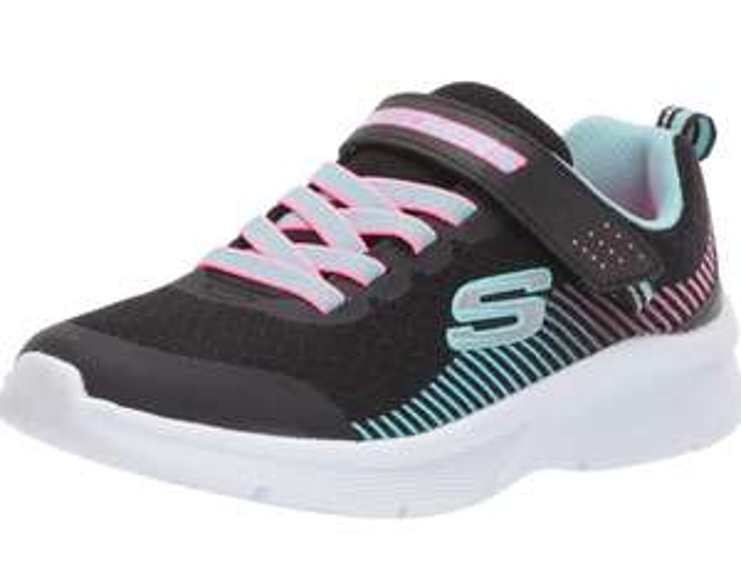 Skechers girl's microspec trainers size 5 UK child now £18.94 prime / £23.43 non prime at Amazon