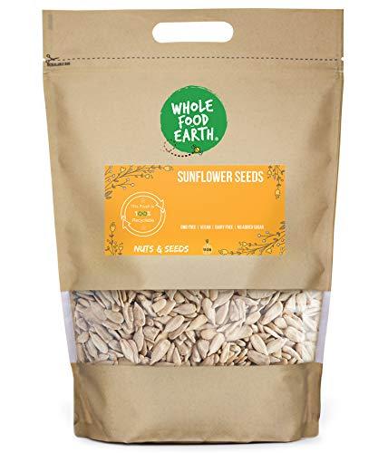 Wholefood Earth Sunflower Seeds 3 kg - £7.41 (+£4.49 NP) @ Amazon