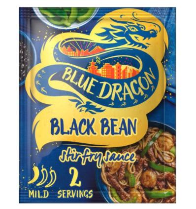 Blue Dragon Black Bean Stir Fry Sauce 15p @ Asda Kinmel Bay