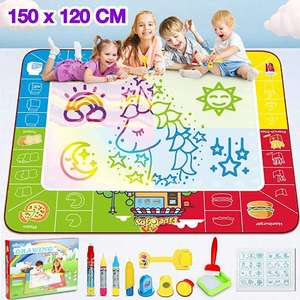 Fivejoy Water Doodle Mat £23.29 @ Dispatched from and sold by Amazon EU - UK Mainland