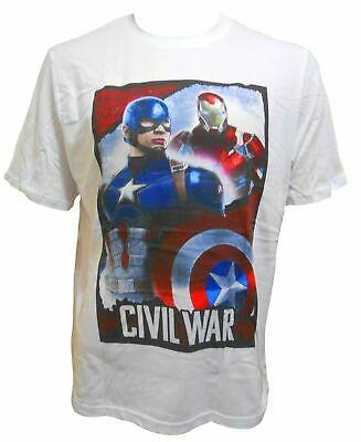 Mens Iron Man T-shirt S, L, M / Mens Star Wars Black Kylo Ren T-shirt S / Batman Gotham City T-shirt S £3.99 each @ wegotcharacterltd / ebay
